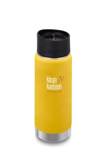 Klean Kanteen 473ml Vaccum Insulated Wide Cafe Cap