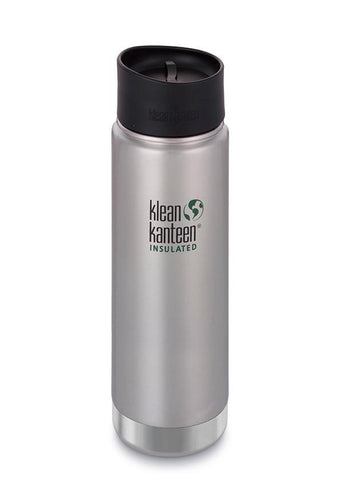 Klean Kanteen 592ml Vaccum Insulated Wide Cafe Cap