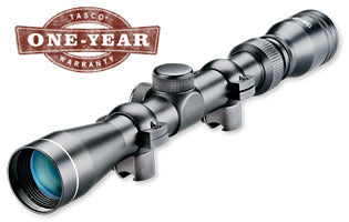 Tasco MAG 3-9x32mm .22 Rimfire Rifle Scope with rings