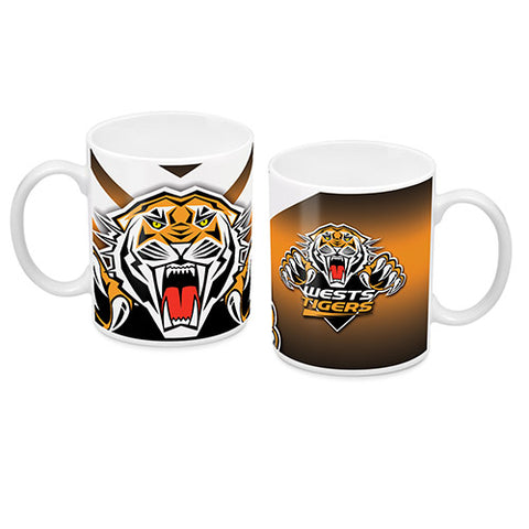 West Tigers Ceramic Mug