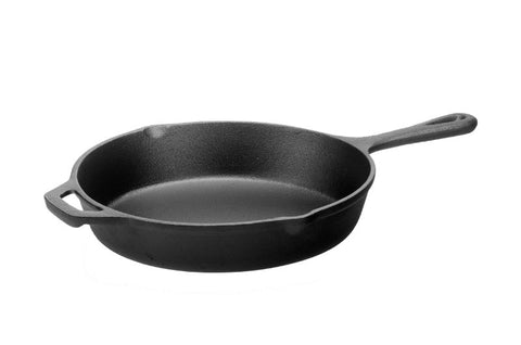 Oztrail 30cm Solid Handle Skillet