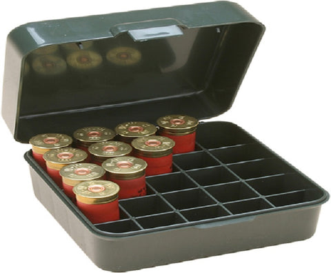 MTM 10 or 12 gauge ammo box 25 round