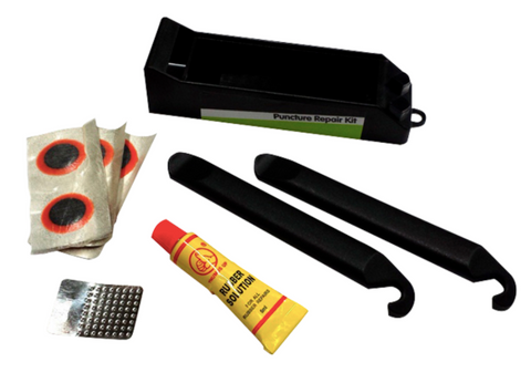 Zero puncture kit with levers