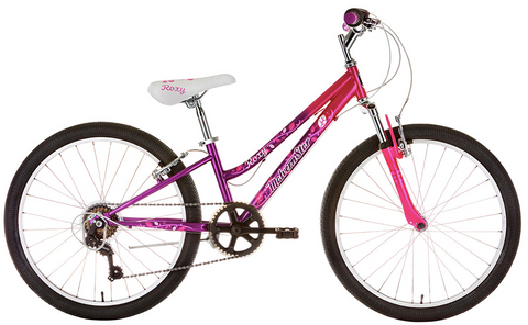 Malvern Star Girls Roxy 24i Bike Purple/White INSTORE PICKUP ONLY