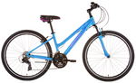 Malvern Star Women's Storm 27 Bike SMALL Blue/Pink  INSTORE PICKUP ONLY