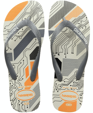 Havaianas Mens Top Trend thongs