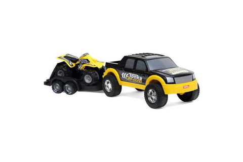 Tonka 4×4 Off Road Hauler With ATV