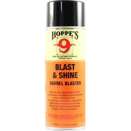 Hoppe's No. 9 Blast and Shine Barrel Cleaner, 11 oz 312Grams