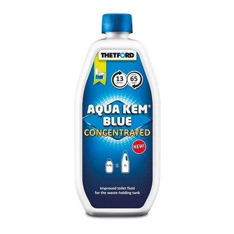 Thetford Aqua Kem Blue Concentrated Toilet Chemical