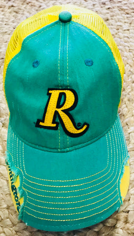 Remington Mesh trucker cap