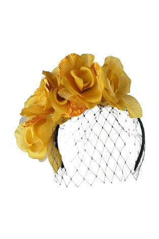 Morgan & Taylor Christa Fascinator