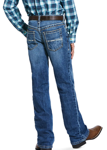 Ariat Boys B4 Casey Boot Cut Jeans