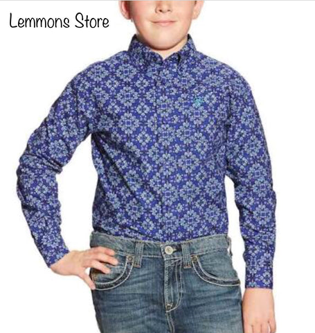 Ariat Boys Dante Shirt