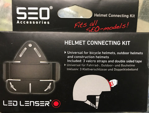 Led Lenser SEO Helmet connecting kit