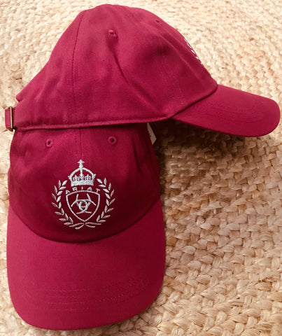Ariat Ladies crest logo cap
