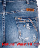 Cowgirl Tuff Ladies Happy Jeans
