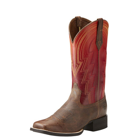 Ariat Ladies Round Up Waylon Boots