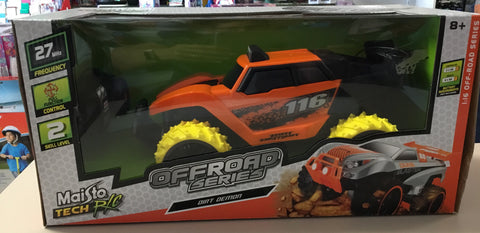 Maisto Tech Rc Off-road Series