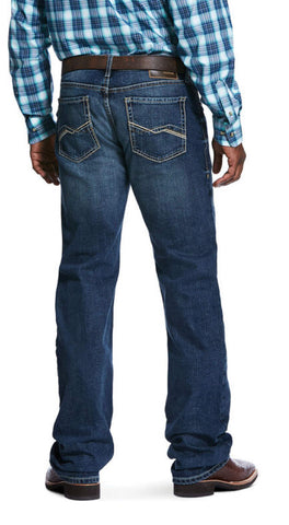 Ariat Mens M4 Angler Boot Cut Silverton Jeans