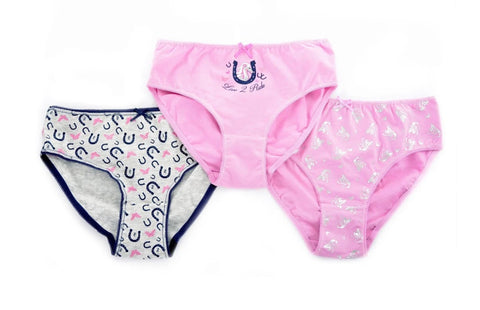 Thomas Cook Girls Undies 3 Pack