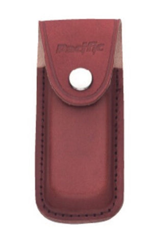 Pacific Cutlery Brown Leather Sheath in 3 Sizes