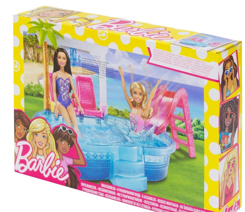 Barbie Cruise to the Pool