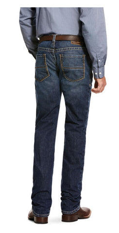 Ariat Mens M4 Low Rise Stackable Straight Leg Jeans
