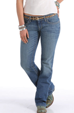 Cruel Girl Ladies Denim Blake Tribal Jeans