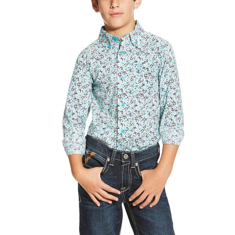 Ariat Boys Ione L / S Shirt