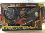 Western Ranger Play Set