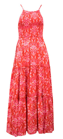 Label Of Love Ladies Rhiannon Shirred Maxi