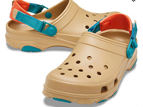 Crocs Classic All Terrains Clog