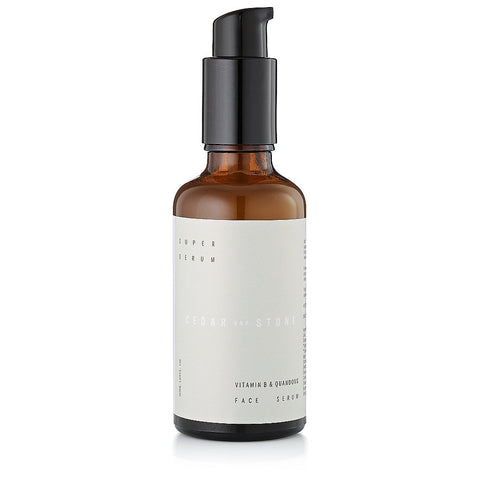 Cedar & Stone Super Serum - Vitamin B and Quandong