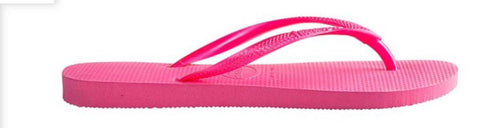 Havaianas Ladies Slim Rosa Hollywood Thong