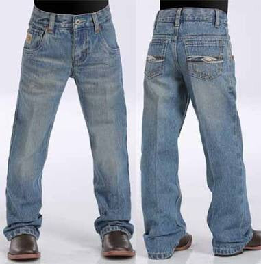 Cinch Boys Tanner Jeans Relaxed Fit