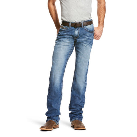 Ariat Mens M5 Slim Straight Hooper Midway Jeans