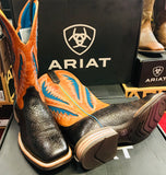 Ariat Men's QuickDraw VentTEK Glazed bark/Santa Fe sun