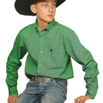 Cinch Boys Kingston Shirt