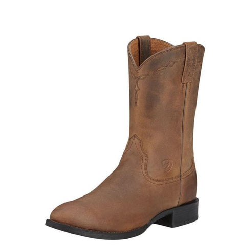 Ariat Ladies Heritage Roper Boot