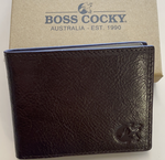 Boss Cocky Crazy Horse Wallet