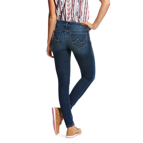 Ariat Ladies Ultra Strech Skinny Avery Alex Jeans