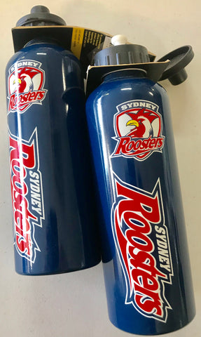 NRL Sydney Roosters Aluminium Drink Bottle