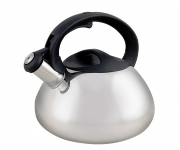 Oztrail 3L Stainless Steel Whistling Kettle