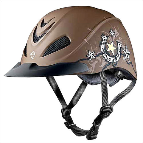 Troxel Rebel Star Helmet Medium
