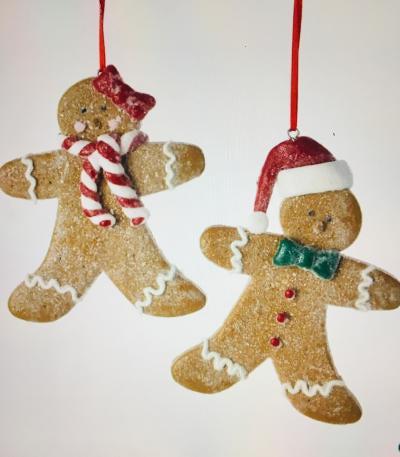 Christmas- Gingerbread Ornament