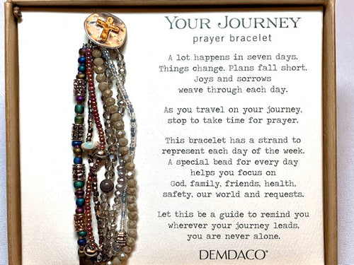 Jewelry- Grey Journey Bracelet