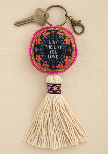 Mantra Key Chain