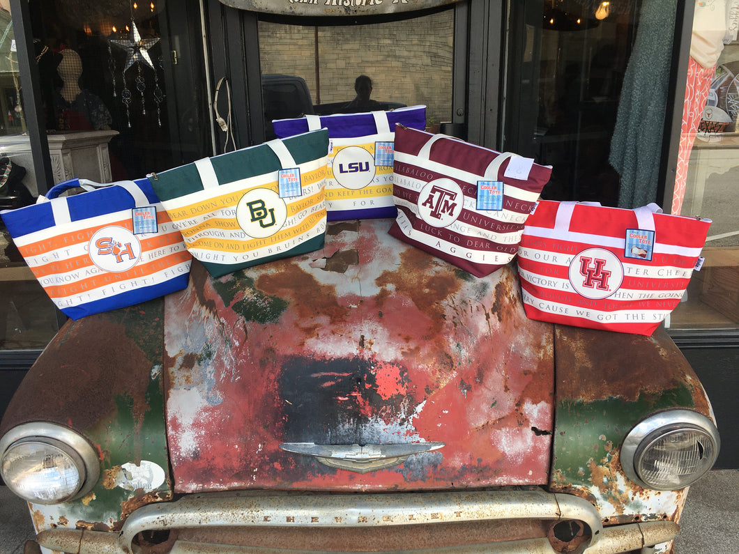 Collegiate- Fight Song Cooler