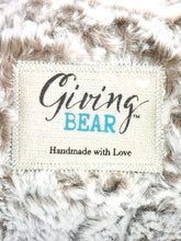 Treasures-Giving Bear