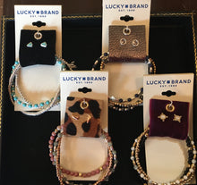 Jewelry-Lucky Brand Bracelet and Stud sets